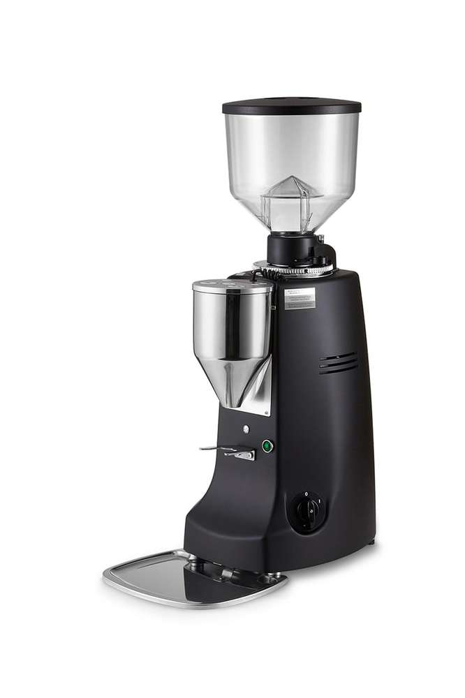 Mazzer Robur Electronic Coffee Machine photograph by Bernard Bleach Photography