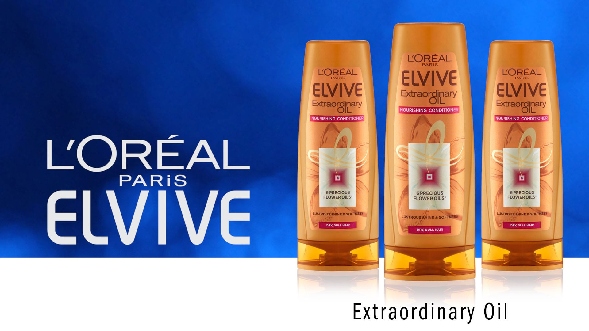 L'Oreal Elvive conditioner product photograph by Bernard Bleach